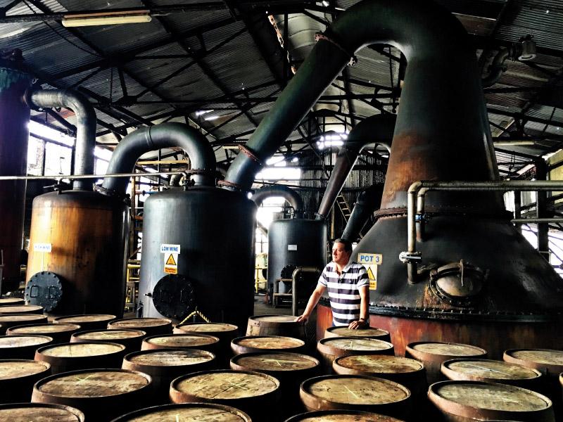 Jamaica - Whisky Chronicles